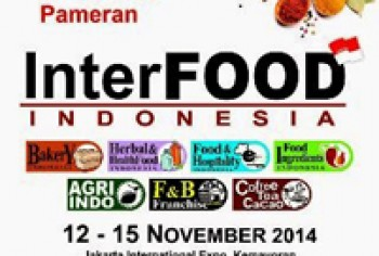 INTERFOOD INDONESIA EXPO 2014 Photo